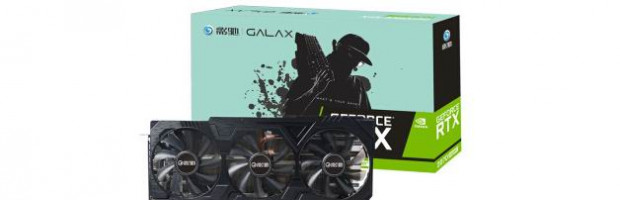 影驰GeForce RTX 2070 Super显卡8GB 3499元